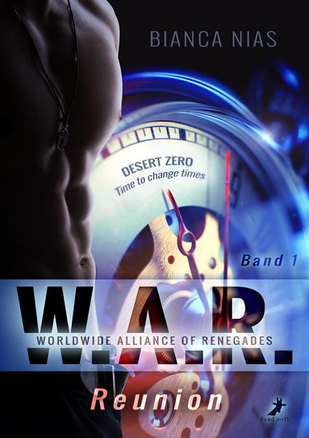 Cover-Bild W.A.R. - Worldwide Alliance of Renegades