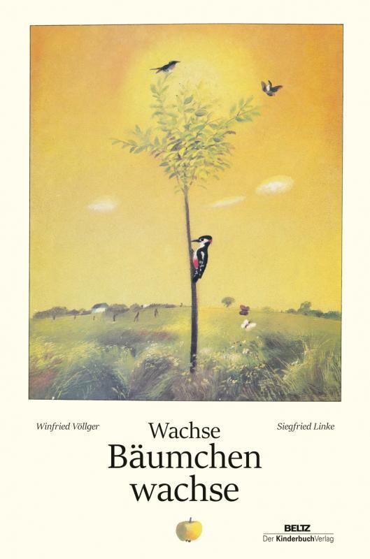 Cover-Bild Wachse Bäumchen wachse