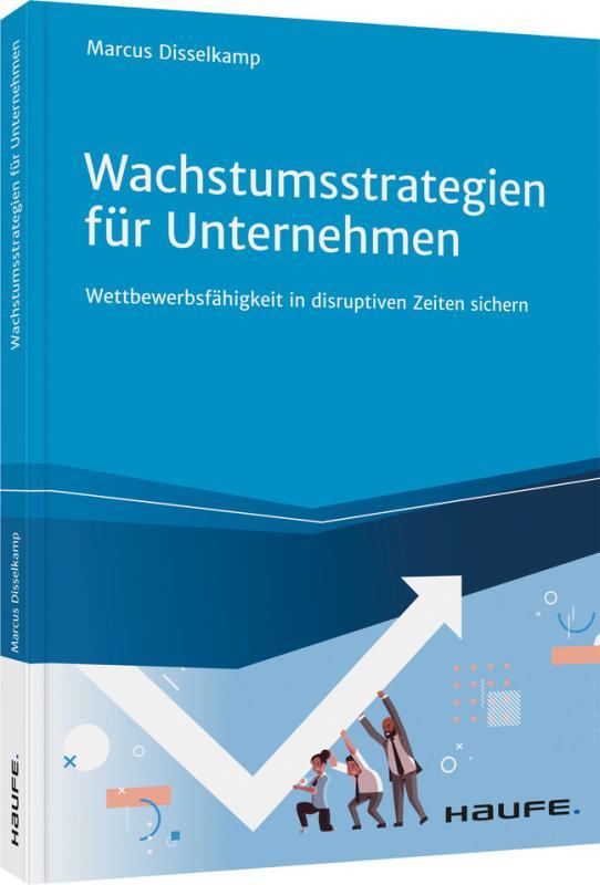 Cover-Bild Wachstumsstrategien für Unternehmen