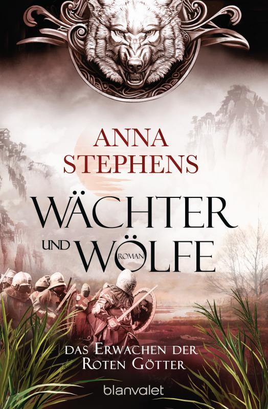 Cover-Bild Wächter und Wölfe - Das Erwachen der Roten Götter