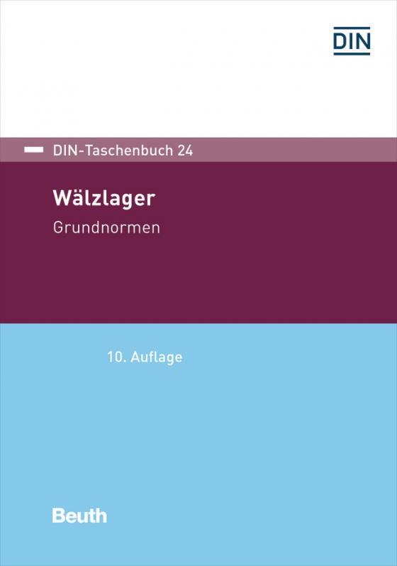 Cover-Bild Wälzlager
