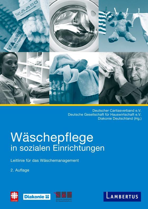 Cover-Bild Wäschepflege in sozialen Einrichtungen