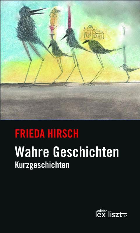 Cover-Bild Wahre Geschichten