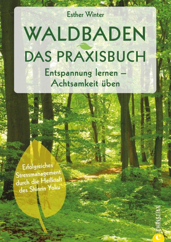 Cover-Bild Waldbaden. Das Praxisbuch