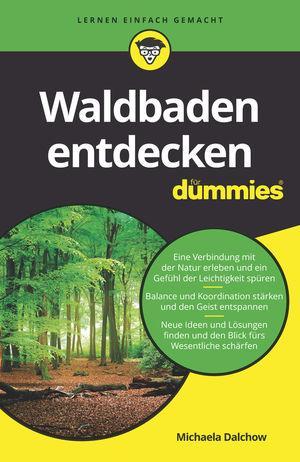 Cover-Bild Waldbaden entdecken für Dummies