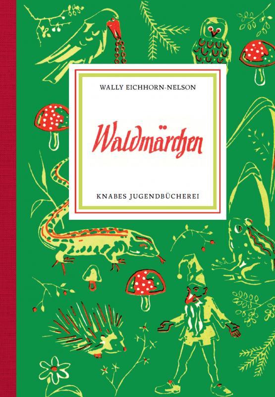 Cover-Bild Waldmärchen