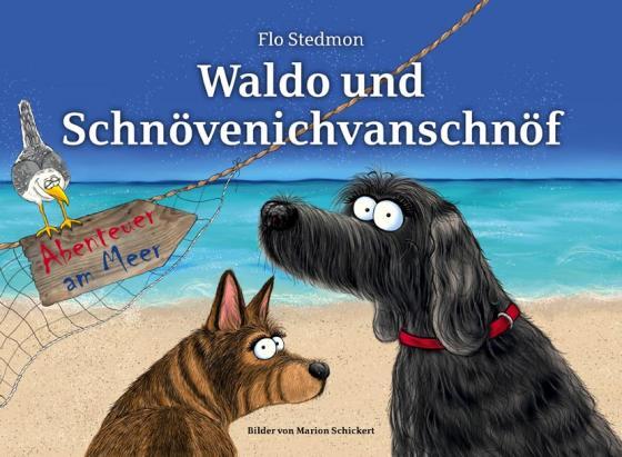 Cover-Bild Waldo und Schnövenichvanschnöf. Abenteuer am Meer