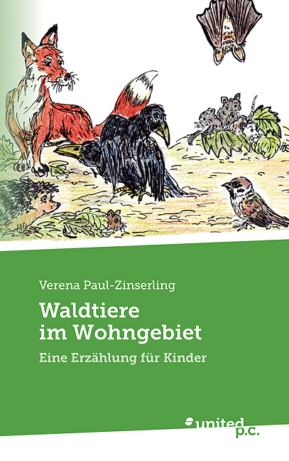 Cover-Bild Waldtiere im Wohngebiet