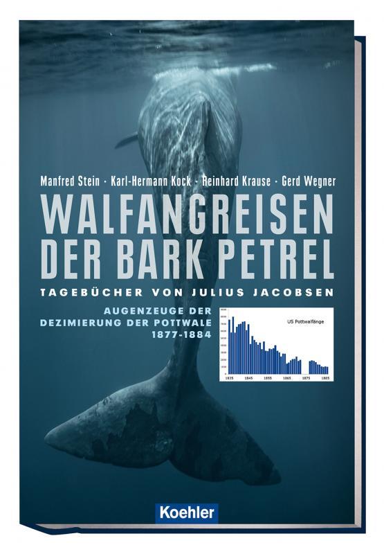 Cover-Bild Walfangreisen der Bark Petrel