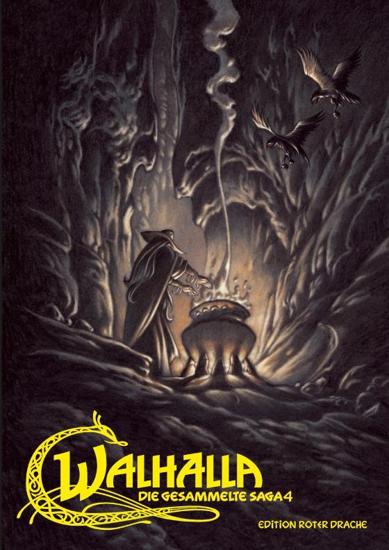 Cover-Bild Walhalla