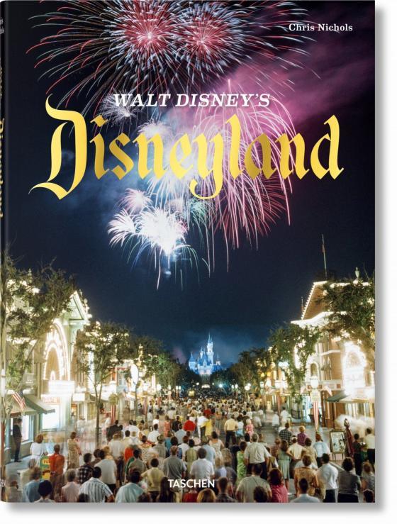 Cover-Bild Walt Disney's Disneyland