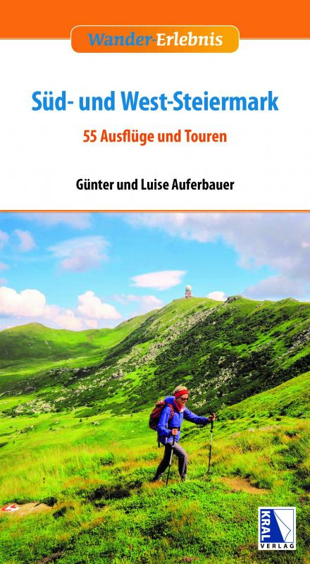 Cover-Bild Wander-Erlebnis Süd- und Weststeiermark