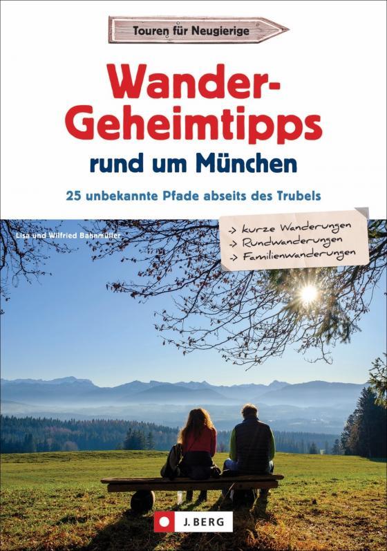 Cover-Bild Wander-Geheimtipps rund um München