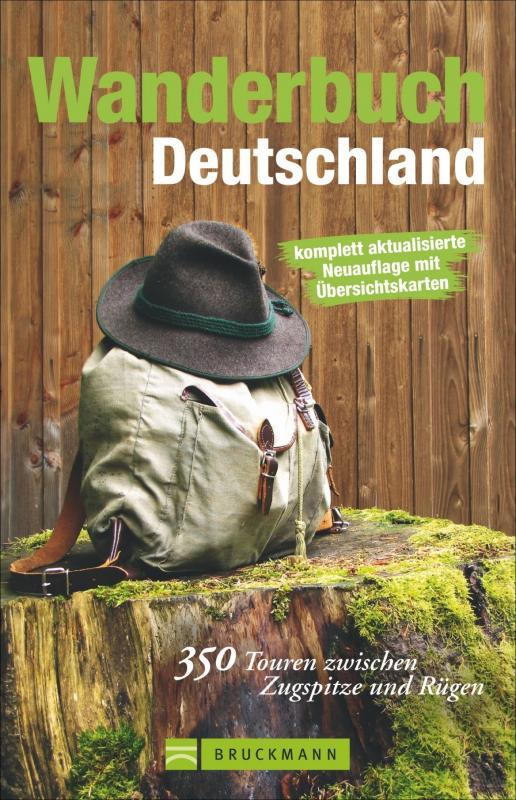 Cover-Bild Wanderbuch Deutschland