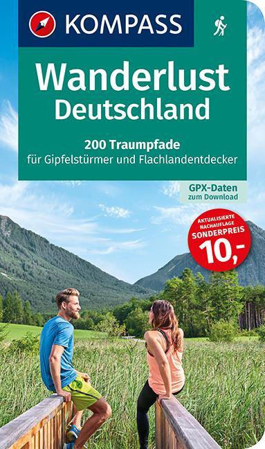 Cover-Bild Wanderlust Deutschland