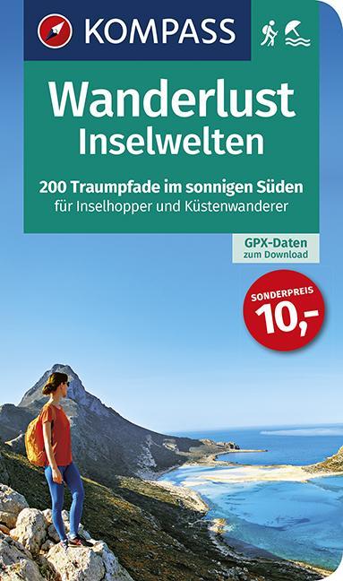 Cover-Bild Wanderlust Inselwelten