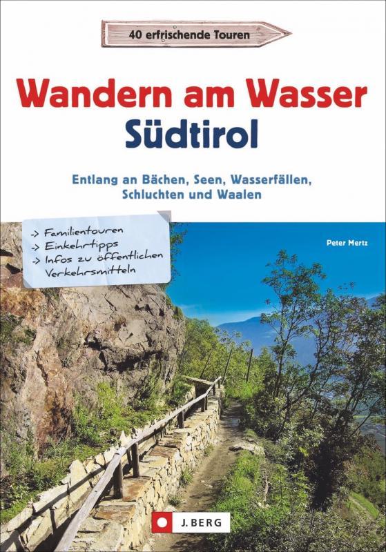 Cover-Bild Wandern am Wasser Südtirol