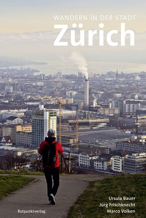 Cover-Bild Wandern in der Stadt Zürich