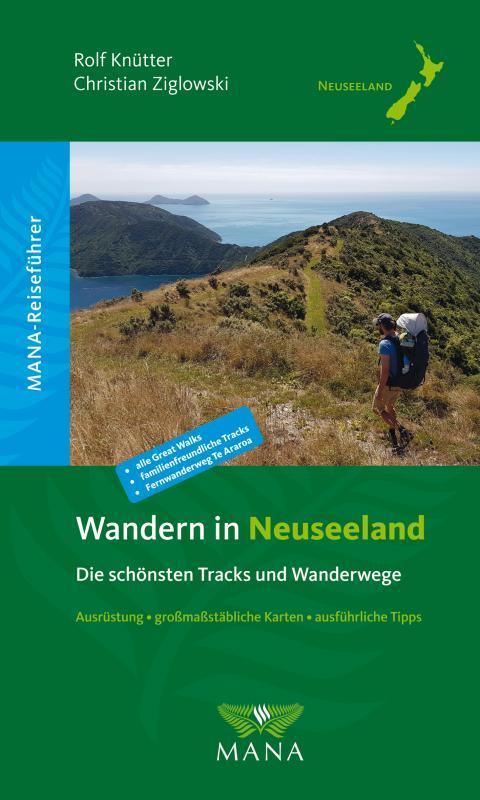 Cover-Bild Wandern in Neuseeland