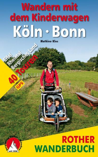 Cover-Bild Wandern mit dem Kinderwagen Köln - Bonn