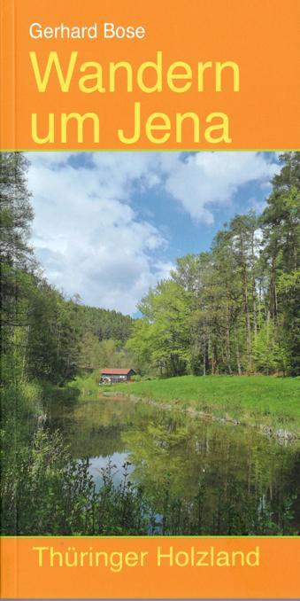 Cover-Bild Wandern um Jena