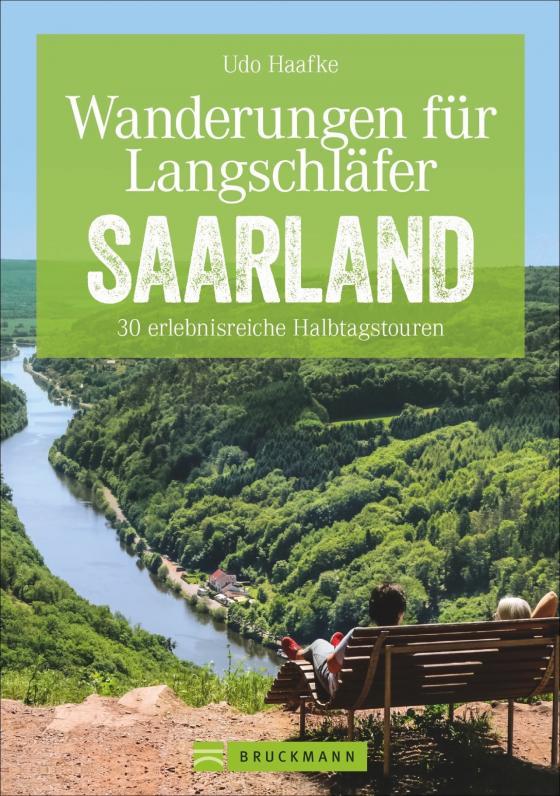 Cover-Bild Wanderungen für Langschläfer Saarland