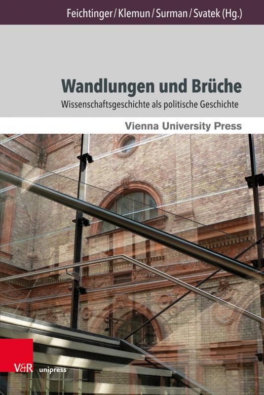 Cover-Bild Wandlungen und Brüche