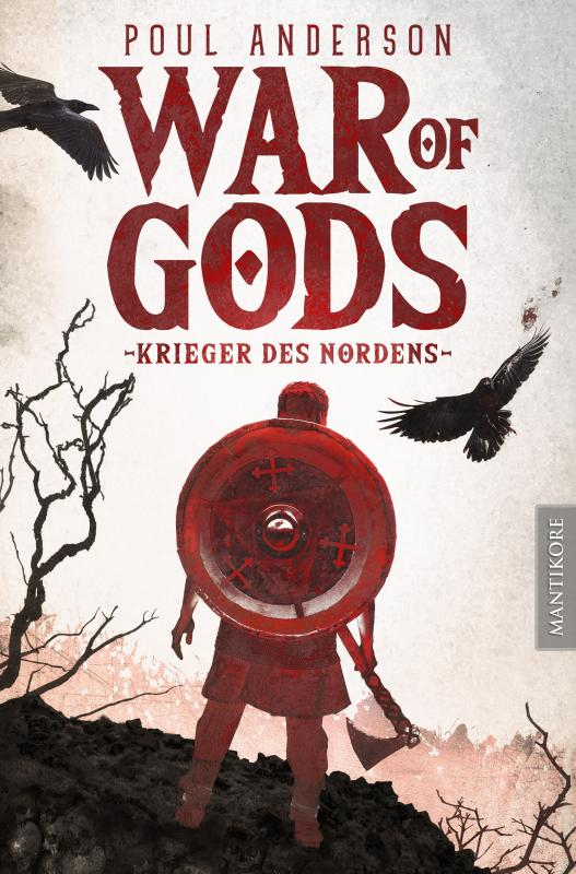 Cover-Bild War of Gods - Krieger des Nordens