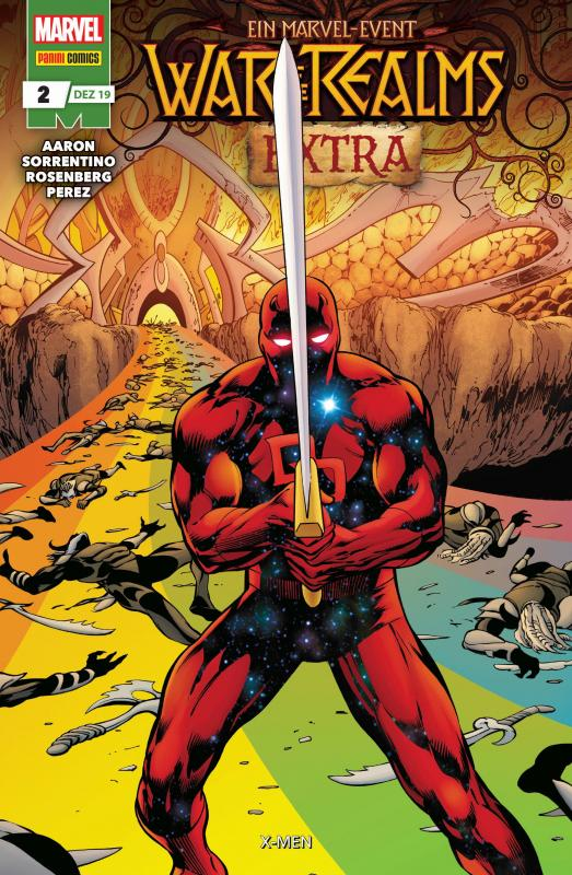 Cover-Bild War of the Realms Extra