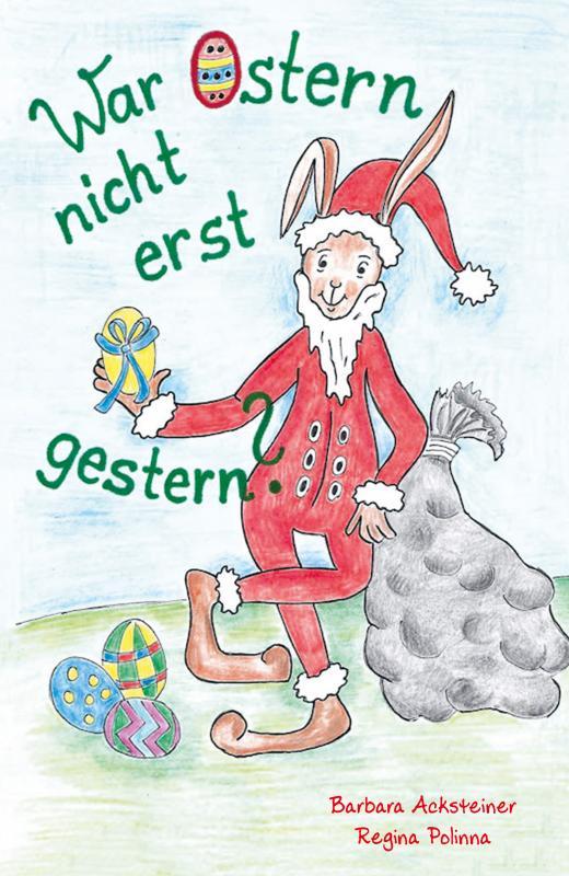 Cover-Bild War Ostern nicht erst gestern