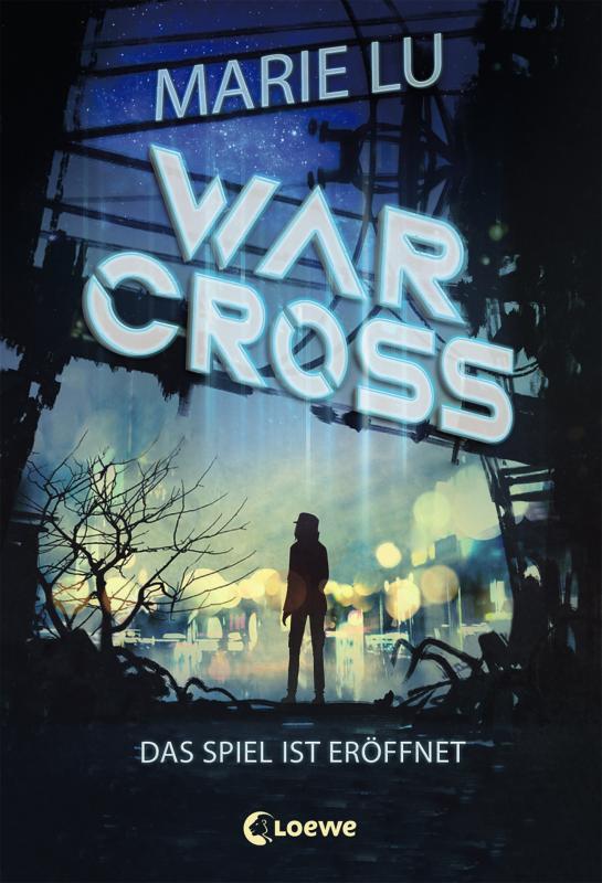 Cover-Bild Warcross - Das Spiel ist eröffnet