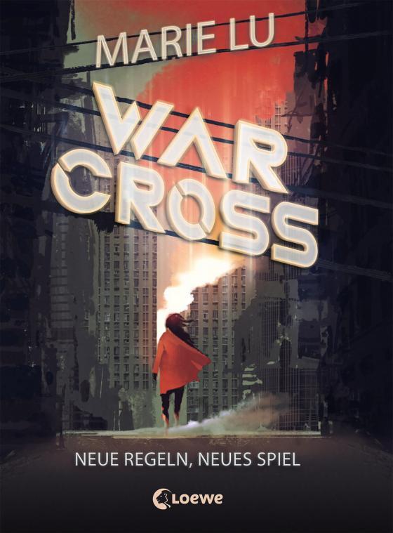 Cover-Bild Warcross - Neue Regeln, neues Spiel