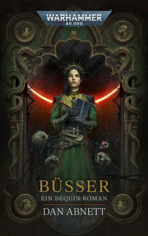 Cover-Bild Warhammer 40.000 - Büsser