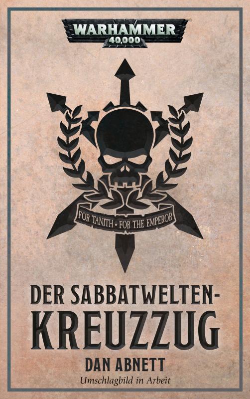 Cover-Bild Warhammer 40.000 - Der Sabbatwelten-Kreuzzug
