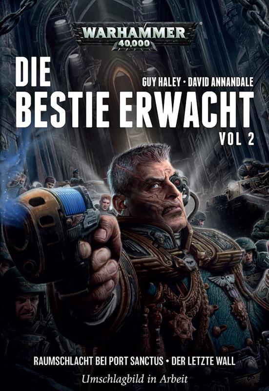 Cover-Bild Warhammer 40.000 - Die Bestie erwacht 2