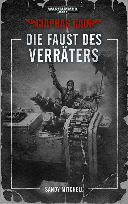Cover-Bild Warhammer 40.000 - Die Faust des Verräters
