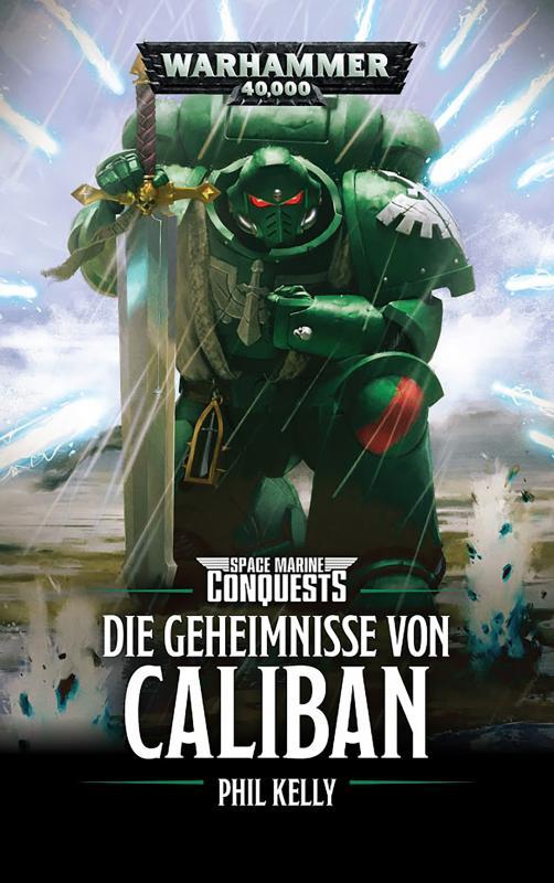 Cover-Bild Warhammer 40.000 - Die Geheimnisse von Caliban
