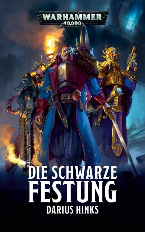 Cover-Bild Warhammer 40.000 - Die Schwarze Festung