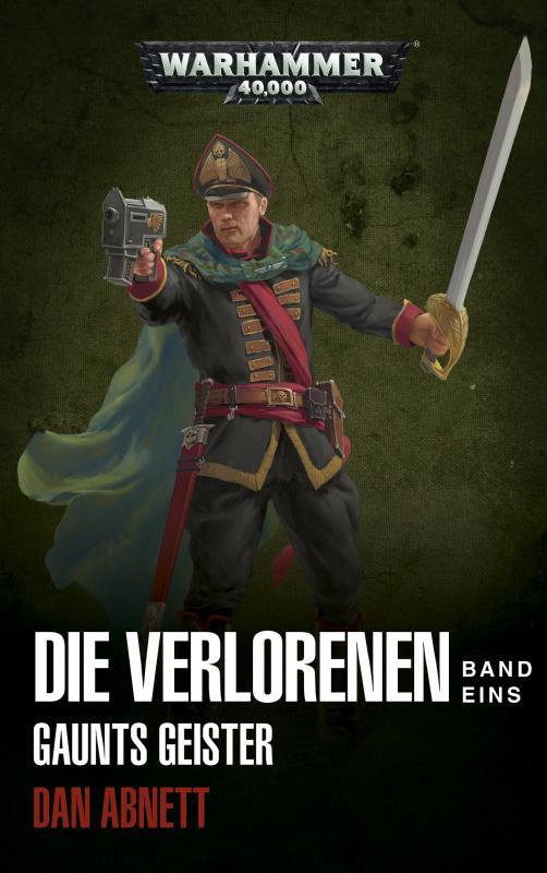 Cover-Bild Warhammer 40.000 - Die Verlorenen Band 01