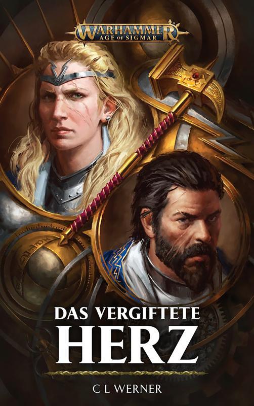 Cover-Bild Warhammer Age of Sigmar - Das vergiftete Herz