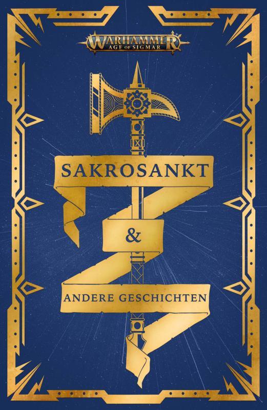 Cover-Bild Warhammer Age of Sigmar - Sakrosankt
