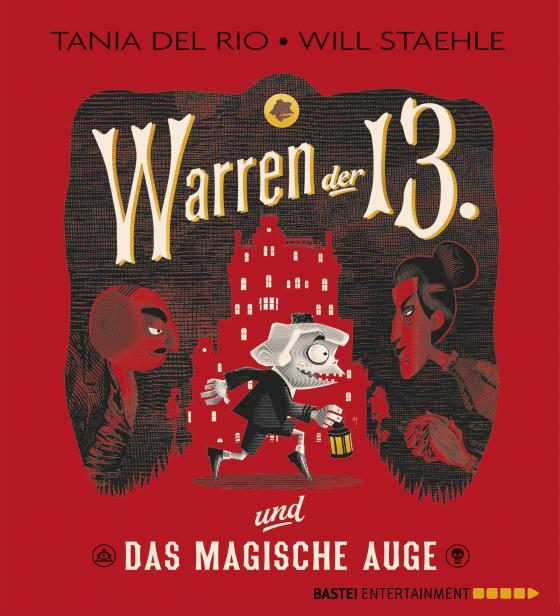 Cover-Bild Warren der Dreizehnte und das Magische Auge
