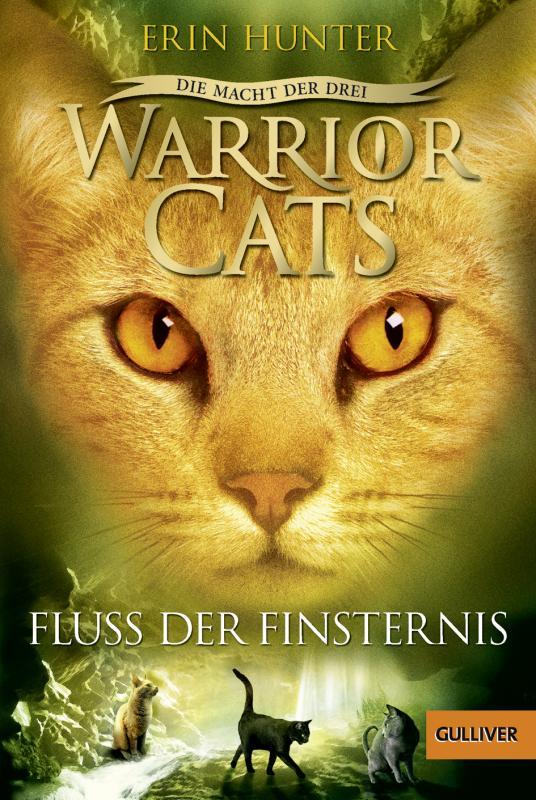 Cover-Bild Warrior Cats - Die Macht der Drei. Fluss der Finsternis