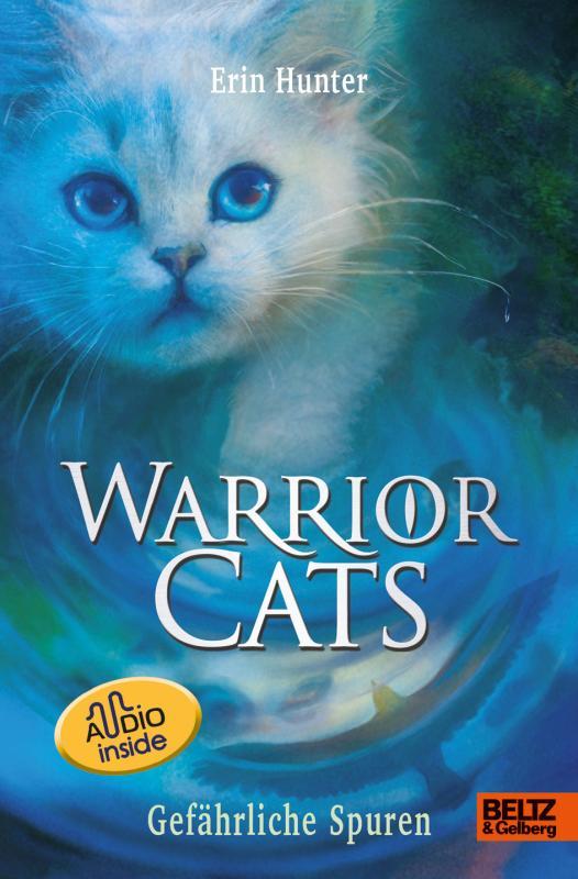 Cover-Bild Warrior Cats. Die Prophezeiungen beginnen - Gefährliche Spuren