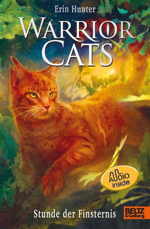 Cover-Bild Warrior Cats. Die Prophezeiungen beginnen - Stunde der Finsternis