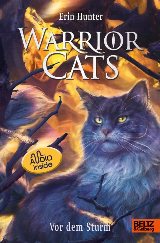 Cover-Bild Warrior Cats. Die Prophezeiungen beginnen - Vor dem Sturm