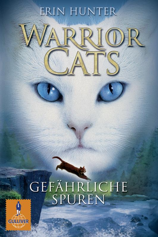 Cover-Bild Warrior Cats. Gefährliche Spuren