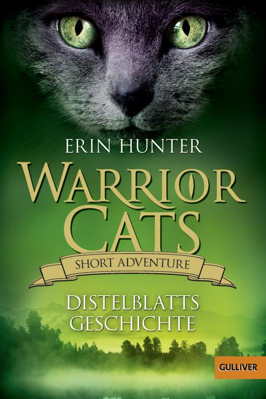 Cover-Bild Warrior Cats - Short Adventure - Distelblatts Geschichte