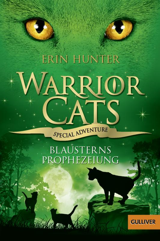 Cover-Bild Warrior Cats - Special Adventure. Blausterns Prophezeiung