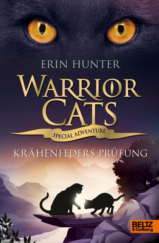 Cover-Bild Warrior Cats - Special Adventure. Krähenfeders Prüfung